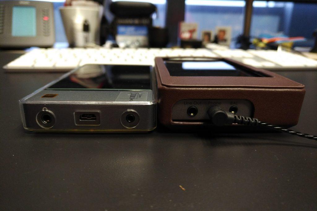 IBasso DX200 versus Fiio X7 MK2